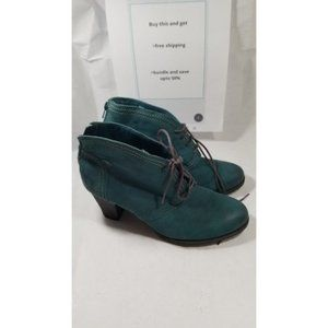 Rockport  leather ankle boots 9
